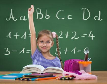 Připravte své dítě na první třídu