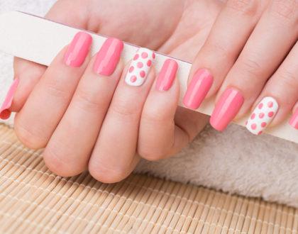 4 chyby v péči o nehty