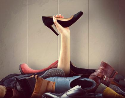 Jak si poradit s nepořádkem ve skříni