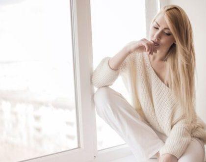 Proč se nebát bílých džín a jak je nosit