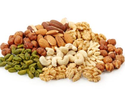 Důvody proč do stravy zařadit semínka a oříšky