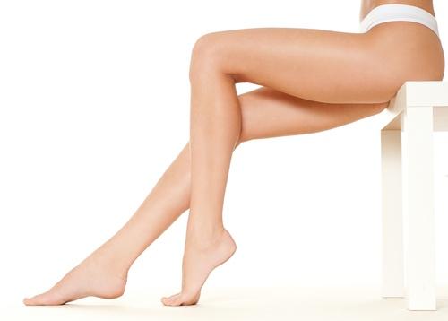 4 účinné cviky pro štíhlé nohy