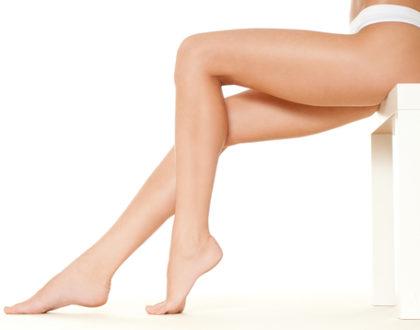 Co vyžaduje péče o nohy v létě