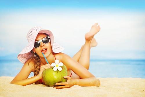 Jak nepřibrat na dovolené?