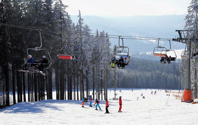 5 nejlepších zimních středisek v České republice