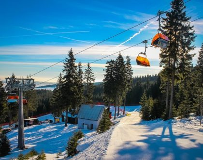 6 nejlepších zimních středisek v České republice