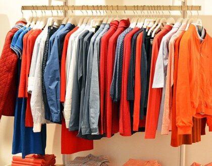 5 tipů pro váš šatník