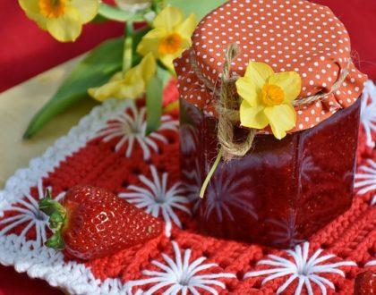 Jak připravit jahodové džemy bez chemie