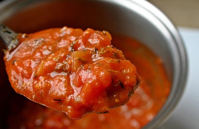 Rajčatová passata se zeleninou