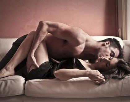 Nejoblíbenější polohy při sexu