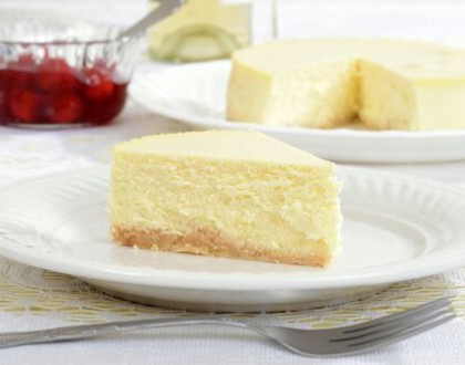 Recept na cheesecake z tvarohu