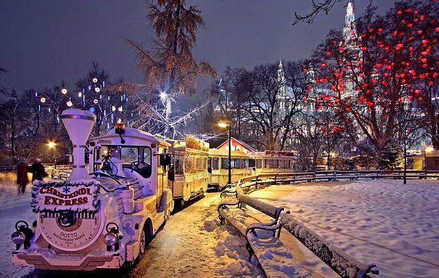 Nejlepší vánoční trhy v Evropě