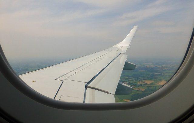 Jak překonat strach z létání
