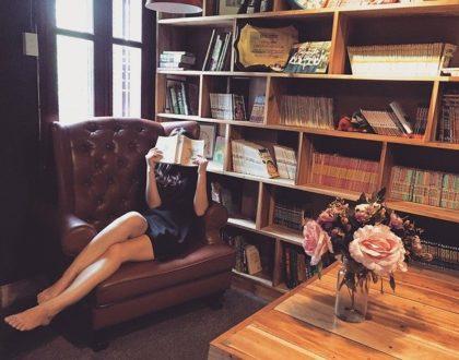 Tipy, jak si vytvořit místo na čtení