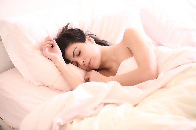Dopřejte si dostatek spánku - vaše tělo se vám poděkuje