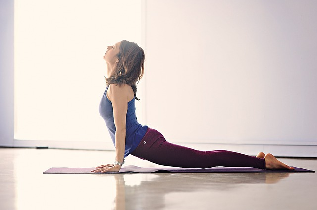 Základní jógové pozice pro začátečníky